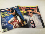 Jim McMahon Sports Illustrated Rolling Stone Magazine's #5139