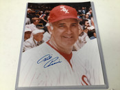 Billy Pierce Autographed 8x10 #5176