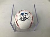 Ichiro Suzuki Autographed Baseball W/Holder JSA COA #5198