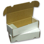 BCW 550ct Cardboard Storage Box