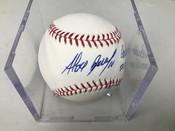Alexi Ramirez Autographed Baseball Inscribed W/Holder #5210