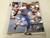 Carlos May White Sox Autographed 8x10 Photo #5227