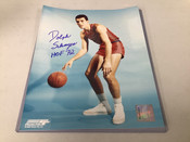 Dolph Schayes Autographed 8x10 Inscribed HOF 72 #5235
