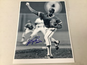 Fergie Jenkins Chicago Cubs Autographed 9x11 #5259