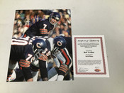 Bob Avellini Chicago Bears Autographed 8x10 #5335