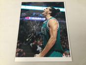 Joakim Noah Chicago Bulls Autographed 8x10 #5258