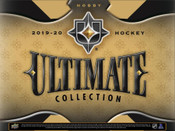 "2019/20 Upper Deck Ultimate Collection Hockey Hobby Box (Text "" UD 19/20 Ultimate"" to 779-707-5200)"