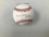 Bruce Sutter Autographed Baseball W/Holder #5313