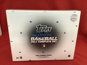 2017 Topps Baseball Complete Limited Edition 700 Card Set #5381