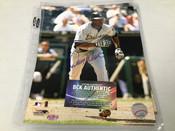 Dewayne Wise Chicago White Sox Autographed 8x10 COA #5337