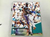 Alexi Ramirez Chicago White Sox Autographed 8x10 BCK COA #5340