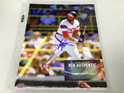 Harold Baines Chicago White Sox Autographed 8x10 #5342