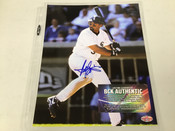 Harold Baines Chicago White Sox Autographed 8x10 #5344