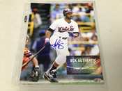 Harold Baines Chicago White Sox Autographed 8x10 #5346