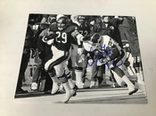 Dennis Gentry 1985 Chicago Bears Autographed 8x10 #5358