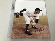 Billy Pierce Chicago White Sox Autographed Black Ink 8x10 BCK Authentic #5364