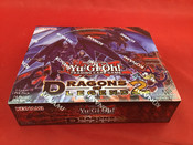 Yugioh Dragons Of Legend Booster Box 1st Edition #5382