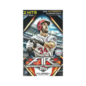 2017 Topps Fire Baseball Collector Box