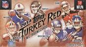 2014 Topps Turkey Red Football Box