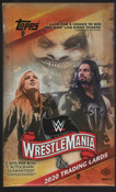 2020 Topps WWE Road to Wrestlemania Wrestling Hobby Box