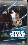 2019 Topps Star Wars Skywalker Saga Hobby Box