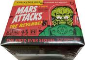 2017 Topps Mars Attacks: The Revenge Trading Cards Hobby Box