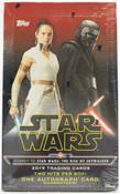 2019 Topps Journey to Star Wars The Rise of Skywalker Hobby Box