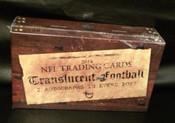 2014 Topps Translucent Football Hobby Box