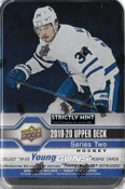 2019/20 Upper Deck Series 2 Hockey Tin