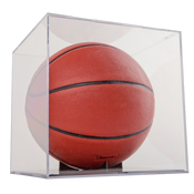 BallQube Basketball Holder - Grandstand with UV