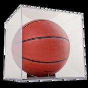 BallQube Basketball Holder - Grandstand with UV