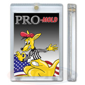 Pro-Mold Magnetic 120pt Real Thick Card Holder