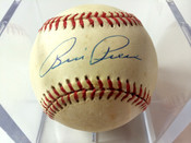 Billy Pierce (Chicago White Sox) Autographed Official Major League Baseball