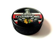 2010 NHL Chicago Blackhawks Stanley Cup Champions Hockey Puck
