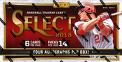2013 Panini Select Baseball - Hobby Box