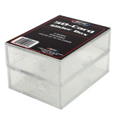 BCW Two Piece Slider Box - 50 Count 50/2-Pack Case
