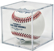 BallQube Baseball Holder - Grand Stand UV Case of 36