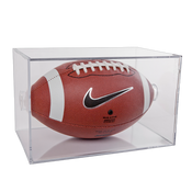 BallQube Football Holder Case of 4
