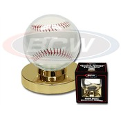 BCW Gold Base Baseball Holder Case of 36