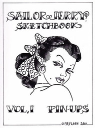Sailor Jerry Sketchbook Vol. 1, Pin-Ups