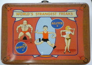 Sideshow Tin Lunch Box
