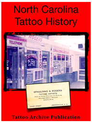North Carolina Tattoo History