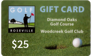 Pro Shop $25 Gift Card