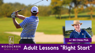 """Right Start"" Adult Golf Lessons"