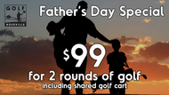 Fathers Day Gift of Golf