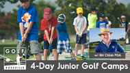 "4-Day ""Intro to Golf"" Junior Camps (Coming Soon)"