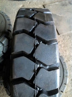 Advance 14x4-1/2x8 solid forklift press on tires 144128 14x4.5x8 Traction