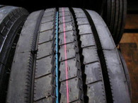 (4-Tires) 11R24.5 tires GL283A 14PR A/P tire 11/24.5 Samson / Advance 11245