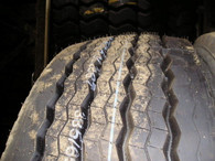 (4-Tires) 385/65r22.5 GL286T trailer tire 18 PR Samson 38565225