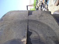 (2-Tires) 18.00-25 Smooth Earthmover Loader Tire 40 PR L4 180025